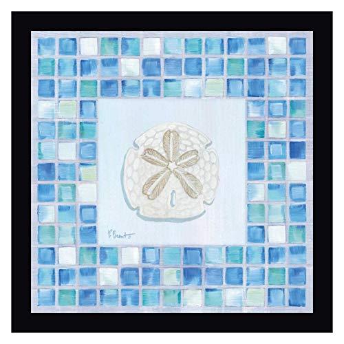 Mosaic Sanddollar by Paul Brent - 15