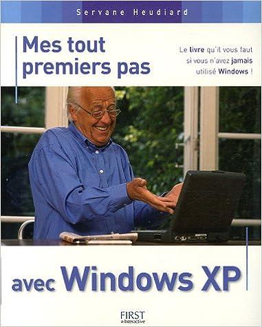En ligne Mes tout premiers pas avec Windows XP pdf ebook