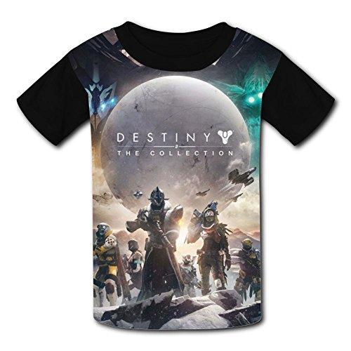 Custom Des-Tiny Funny Boys Girls Teenager Tee Shirt Children Youth T-Shirts -