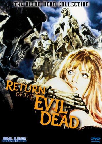 Return of the Evil Dead (Evil Dead Dvd)