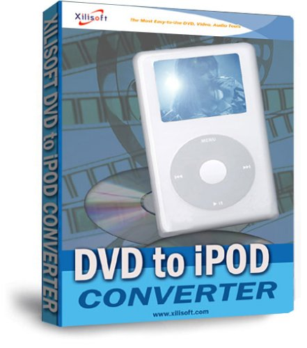 Xilisoft DVD Movie to iPod Video and Audio Converter (Windows Software)