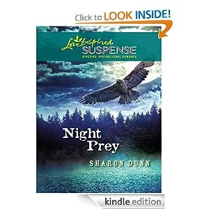 Night Prey (Love Inspired Suspense) Sharon Dunn