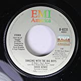 DAVID BOWIE 45 RPM Dancing With The Big Boys / Blue Jean