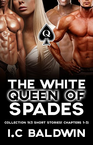 White wife queen of spades