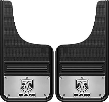 Amazon Com Gatorback Dodge Ram Truck Mud Flaps Rear Pair Automotive
