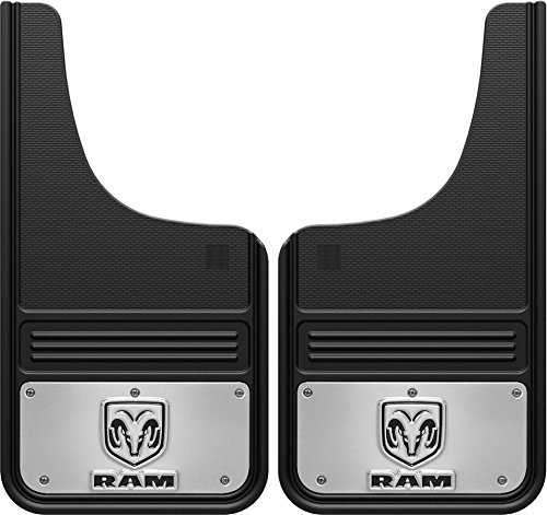 Gatorback Dodge Ram Truck Mud Flaps - Rear Pair