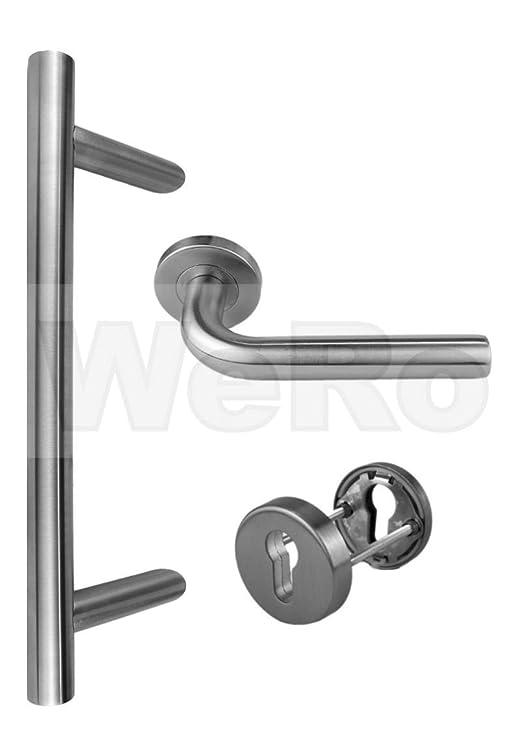 Haustürbeschlag - Juego de picaportes para puerta principal ...