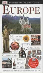 dk eyewitness travel guide europe pdf