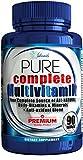Daily Multivitamin + Antioxidant For Men & Women All Natural...