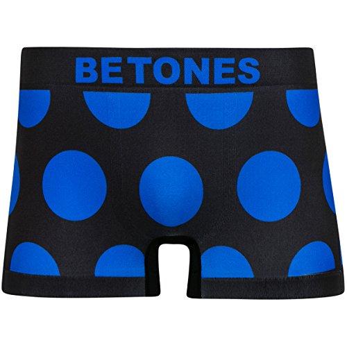 (ビトーンズ) BETONES アンダーウェア ボクサーパンツ 5DOTS 2 (BLUE) タイガー