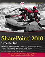 SharePoint 2010 Six-in-One Front Cover