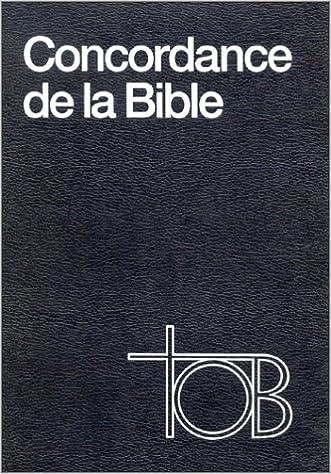 BIBLE ANDROID TOB POUR LA TÉLÉCHARGER
