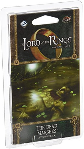 The Lord of the Rings: The Card Game - The Dead Marshes Adventure Pack by Fantasy Flight Games