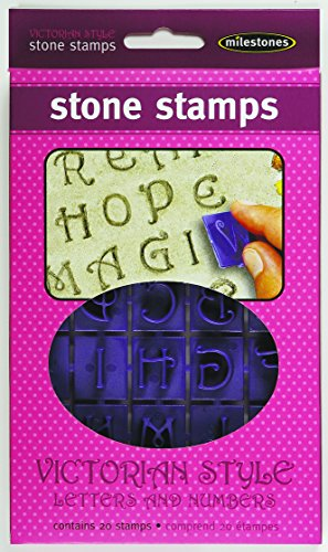 Concrete Poetry Halloween (Midwest Products Victorian Letters and Numbers Stepping Stone)