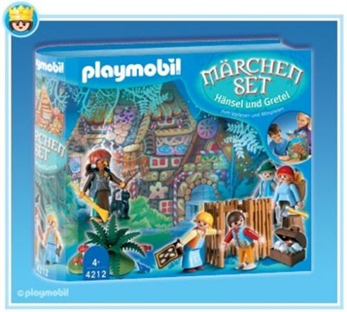 - Playmobil Fairy Tale Set Lost Boy and Girl