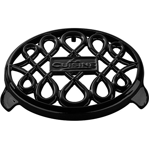 7 inch cast iron - 9
