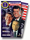 American Presidents Collection: Kennedy, Nixon, Reagan [VHS]