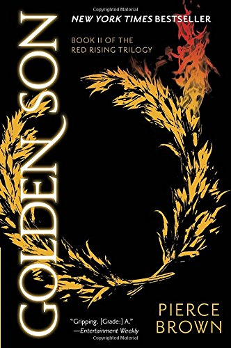 Golden Son: Book 2 of the Red Rising Saga (Red Rising Series)