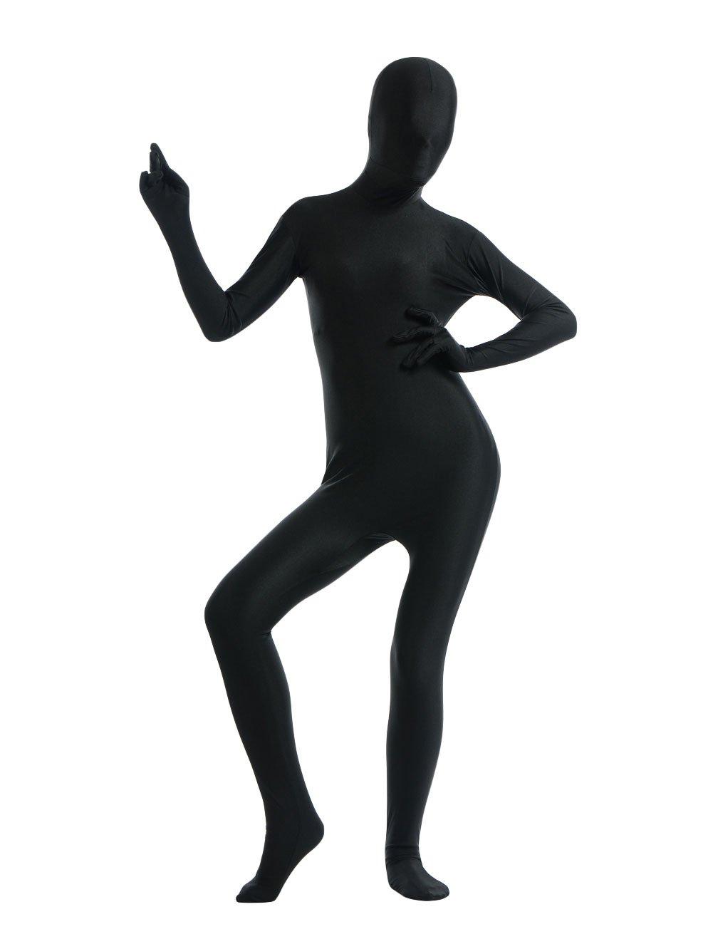 WOLF UNITARD Lycra Spandex Zentai Suit Halloween 51ZT7h0n8KL