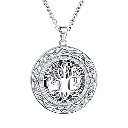 Tree of Life Cremation Jewelry,