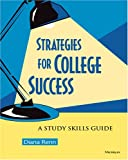 Strategies for College Success 9780472030606