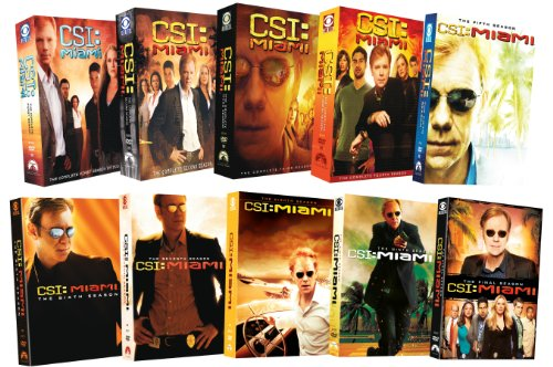 CSI: Miami - The Complete Series by Paramount