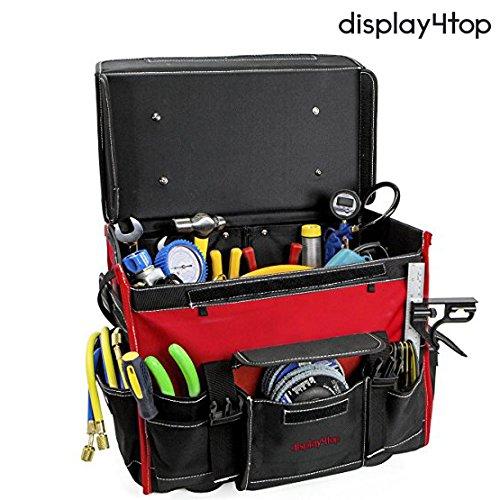 Display4top 18'' Rolling Tool Bag with Handle by Display4top (Image #2)