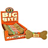 Cheap Nature'S Animals Inc. Dnt00241 24-Piece Big Bite Bone Dog Biscuits Display, Lamb And Rice, 8-Inch