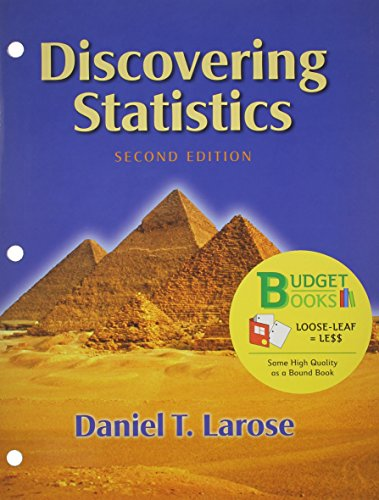 Discovering Statistics (Loose Leaf), CDR, StatsPortal Access Card & Table & Formula Card