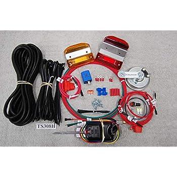 Amazon Com Polaris Ranger 700xp Amp 800xp Turn Signal Amp Led