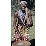 Photographic Print of Intore drummers perform at Butare by Media Storehouse