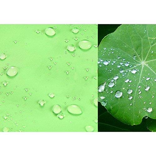 C Impermeabile p Del Sole Facoltativo Donne Delle Blu Impermeabili k E Protezione Poncho Degli Rosa Fumetto Blu Uomini Solare Leggero Verde Di Forma Giallo XnxnSwq
