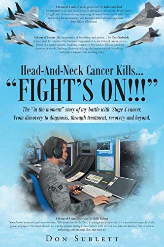 Head-And-Neck Cancer Kills...: Fight's On!!
