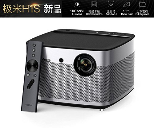 Home Theater Projector, XGIMI H1S Auto Focus Native 1080p...