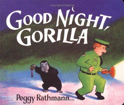 Read Online Good Night, Gorilla (oversized board book) PDF