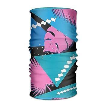 Nifdhkw Abstract Summer Pattern Headwear for Men and Women ...