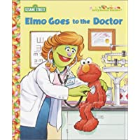 Elmo Goes to the Doctor (Jellybean Books(R))