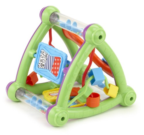 Little Tikes Play Triangle- Green/Purple by Little Tikes (Image #6)