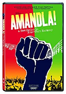 Amandla! A Revolution In Four Part Harmony [DVD]