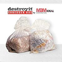 MBM Destroyit Shredder Bags Size #918 (100 ct)