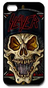 icasepersonalized Personalized Protective Case for iPhone 6 4.7 - Metal Band Slayer