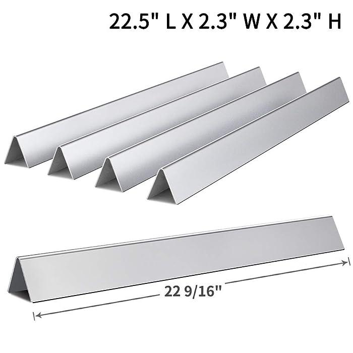 Top 9 Weber Genesis Silver Flavorizer Bars 225