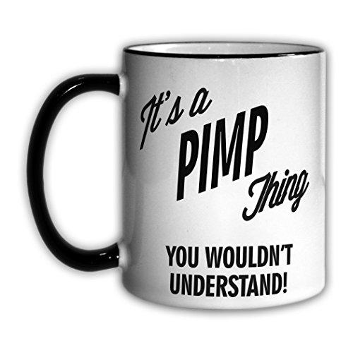 Black Pimp Cup - 5