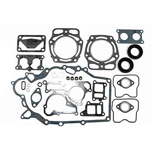 CQYD New KAF620 Complete Engine Rebuild Gasket Set For Kawasaki Mule 2500, 2510, 2520, 3000, 3010, 3020, 4000, 4010 John Deere FD620 & FD661 With 2 Oil Seals