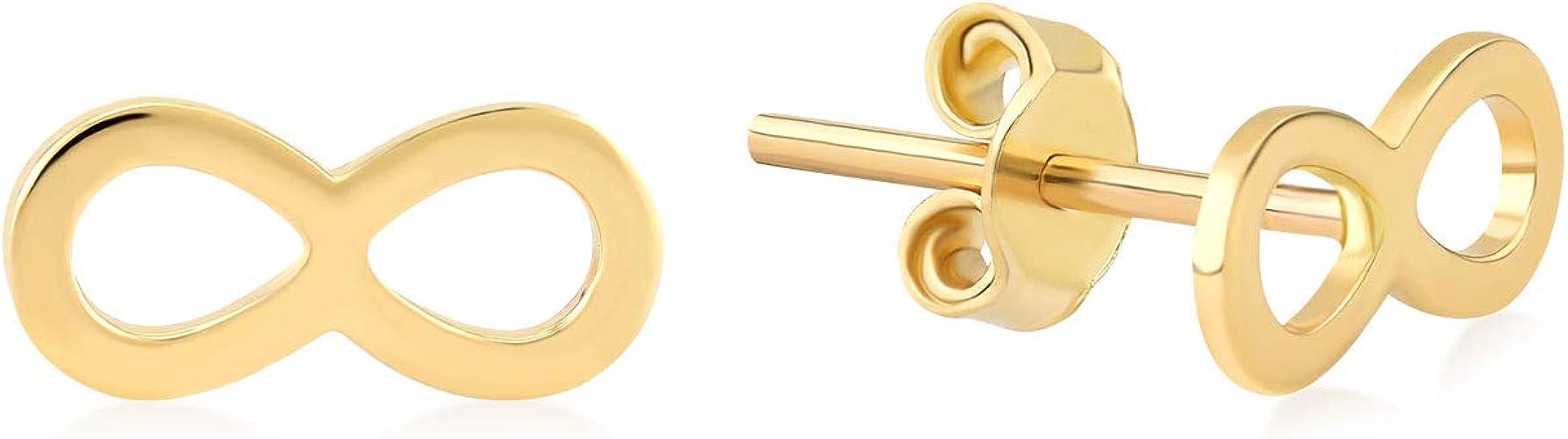 4mm metal redonda con cuentas-Color Oro 100 para £ 1.10