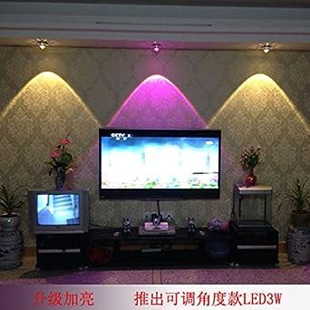 Wand Lampe Sofa Im Wohnzimmer Led Beleuchtung Led Tv Licht Ochse