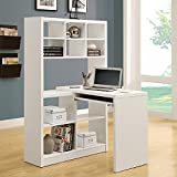 Finley Corner Desk White