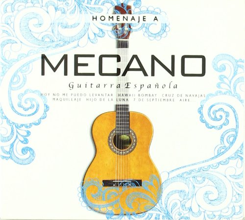 Coleccion Guitarra Homenaje A Mecano Cd: Vv.Aa.: Amazon.es: Música