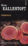 Automne par Kallentoft