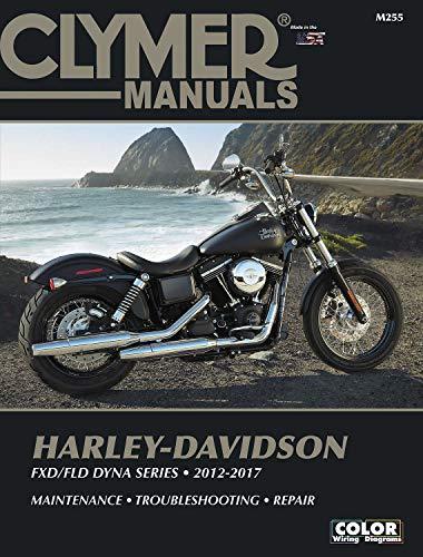 Clymer Harley Davidson DYNA Series '12-'15 -